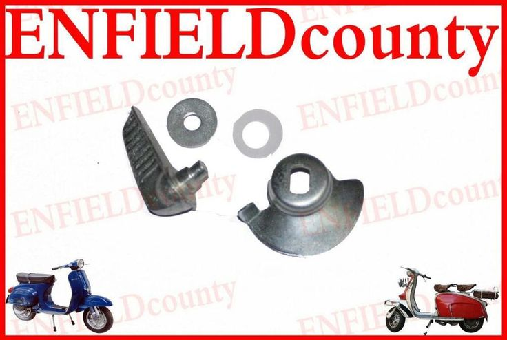 BRAND NEW VESPA SIDEPANEL LOCK LEVER ARM CATCHER 50-125 PV/ET3 SMALL FRAME SCOOT