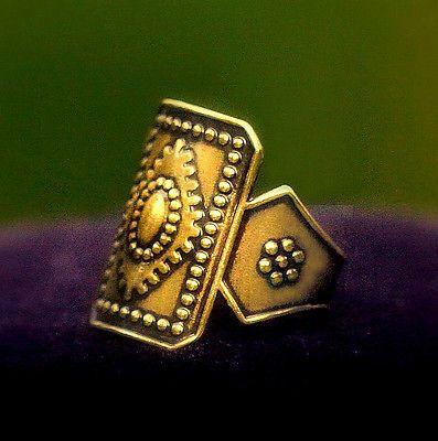 "Kalevala Koru, vintage ""Ilmajoki"" bronze ring. #Finland"