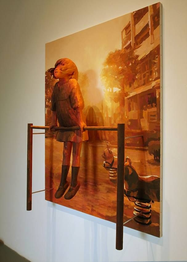 New Childhood-Inspired 3D Paintings by Shintaro Ohata - My Modern Met