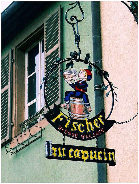 shop sign in Kaysersberg, Haut-Rhin France | Flickr - Photo Sharing!❤️