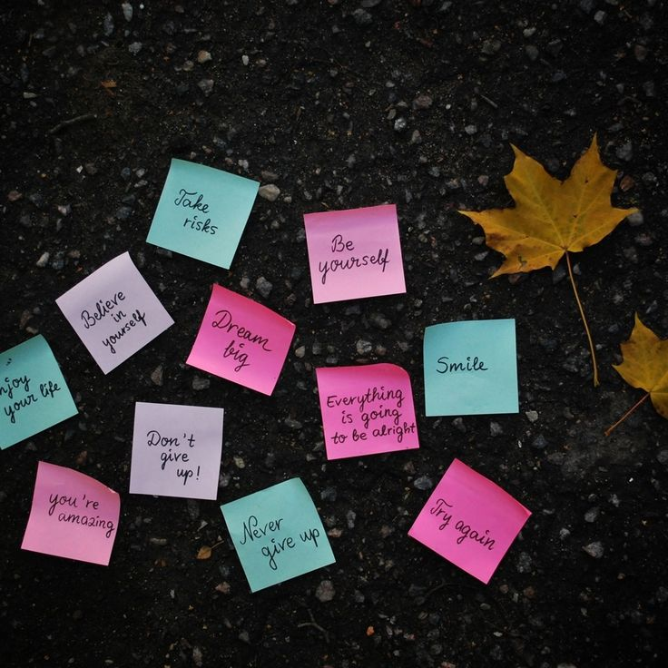 Quotes On Sticky Notes: 10 Best Images About Post-it Notes On Pinterest