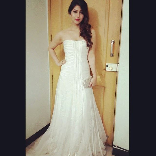Sonarika Bhadoria at Gold Awards