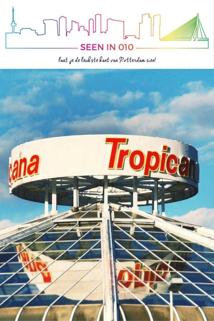 Tropicana Rotterdam, nu gevestigd Bluecity010, Rotterzwam e.d. #Bluecity010 #Rotterzwam #Rotterdam #Tropicana #seenin010