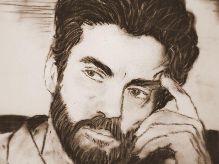 Portrety... rysunek. Anna Ewa Cisak