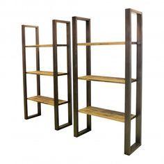 Stalen frame kast - Nieuw   vintage meubels, woonaccessoires, handmade design en verrassende kinderkamerinrichting