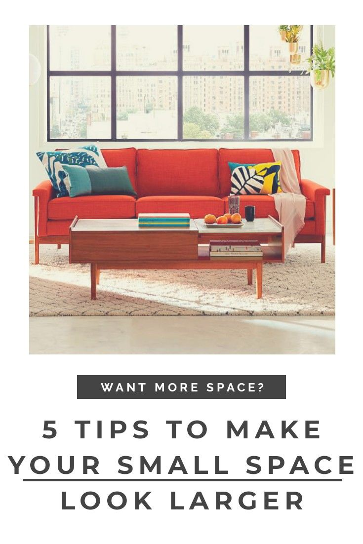 Take your home from cramped to cozy with these tips for creating a