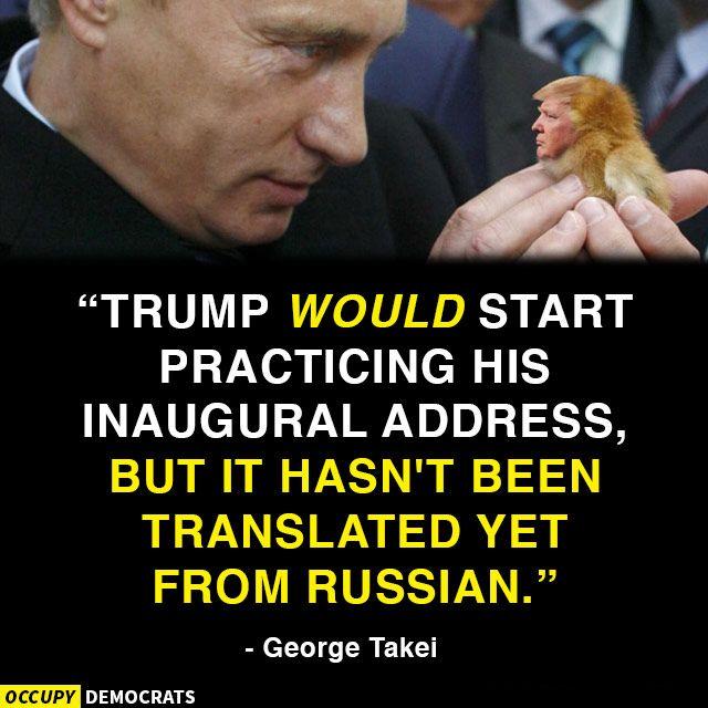 Funniest Trump Transition Memes: Trump's Inaugural Address