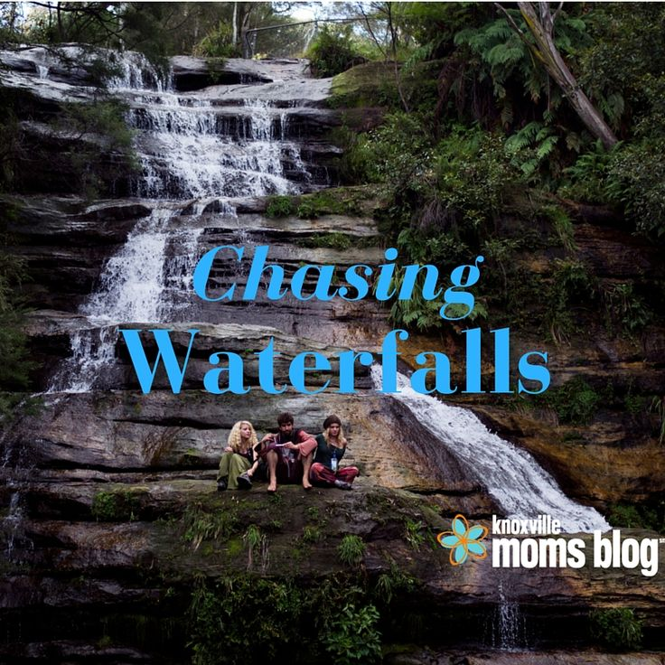 Chasing Waterfalls Knoxville and East Tennessee Waterfalls | Knoxville Moms Blog