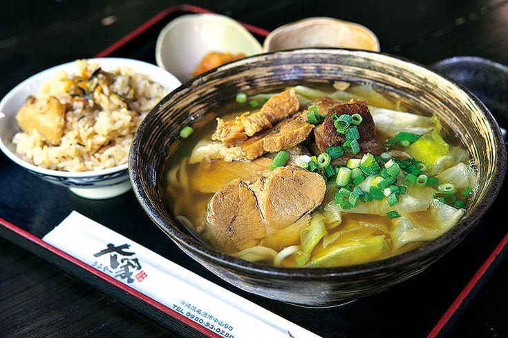 琉球料理と沖縄そば 大家(うふやー)