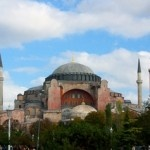 Once the original Hagia Sophia was destroyed, it had been reconstructed by Theodosius the truly amazing, but sadly it had been burnt lower again within the Nika riots of 532. A few of the remains can nonetheless be seen after deep excavations.