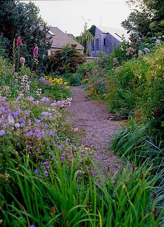 Tangled Gardens in Nova Scotia #travel #garden