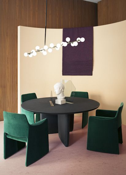 Spotti Milano presents the new Kvadrat/Raf Simons collection. Check out the designs at kvadratrafsimons.com