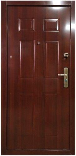 JOLA-Sec biztonsági bejárati ajtó mahagóni
