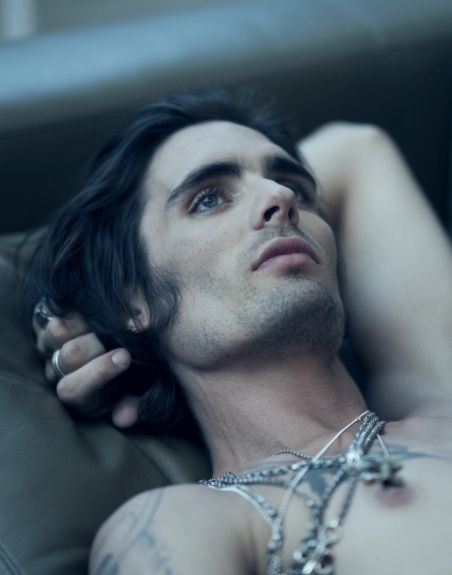 Tyson Ritter in the band call  the All-American Rejects as the lead singer