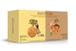 """Εικόνα του """"Power Health Biscoteins Απολαυστικά Μπισκότα Πλούσια σε Πρωτεΐνες & Φυτικές Ίνες, με Γεύση Σοκολάτα & Πορτοκάλι, 10 τεμάχια """""""