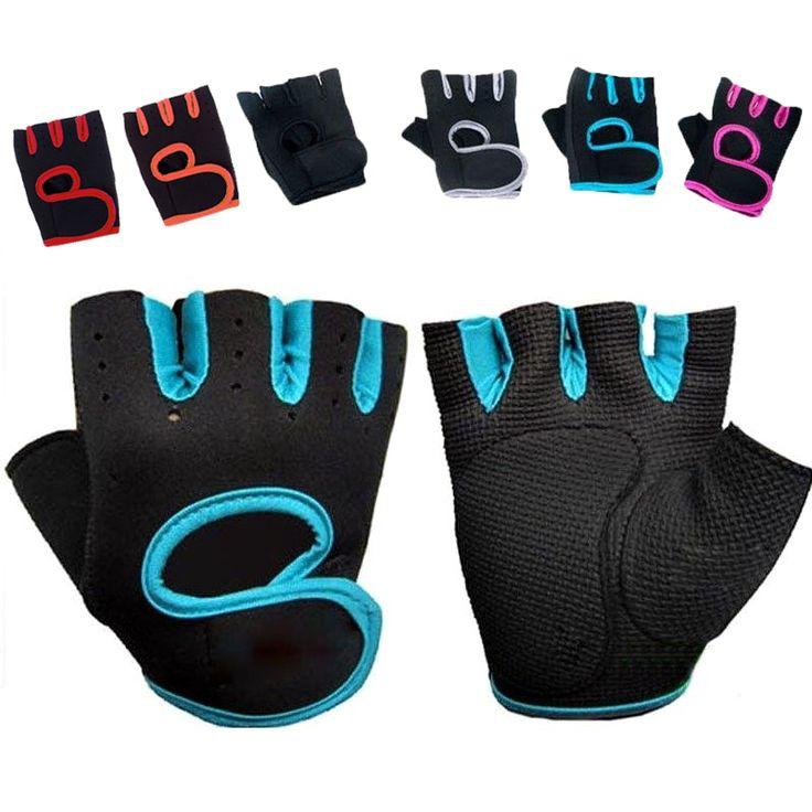 ジムボディビルトレーニングフィットネスグローブスポーツクロスフィット重量挙げ運動ワークアウト指なし手袋用男性&女性女の子