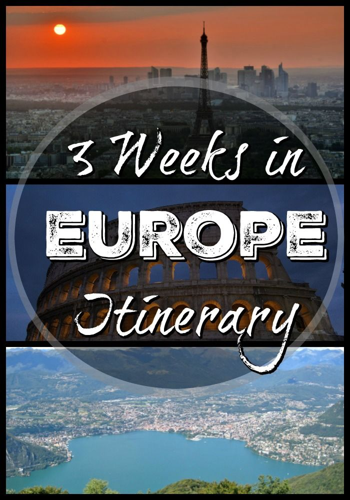 Our itinerary for a first visit to Europe includes celebrating Oktoberfest, exploring Italy by train and seeing the Eiffel Tower sparkle at…