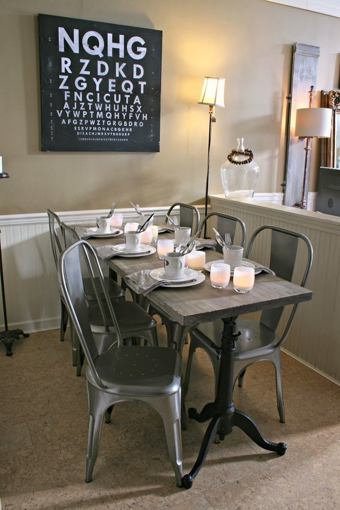 1000 ideas about narrow dining tables on pinterest