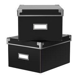 Förvaringslådor och förvaringskorgar - IKEA