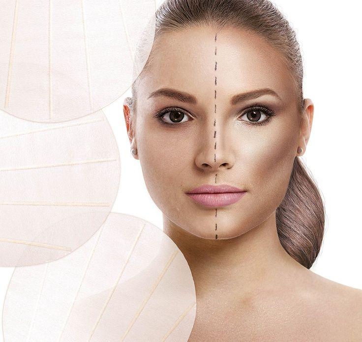 Профессиональная линия средств для контуринга и стробинга The Art of Shaping от Make Up Factory