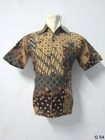 KODE G54 | IDR 70.000 | Bahan : katun prima, batik sablon kombinasi | Size M, L, XL | Hotline : 081333303545 | BB Pin 2128117C.