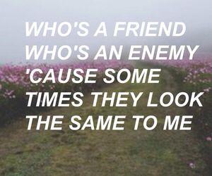 Bea Miller- Enemy Fire lyrics