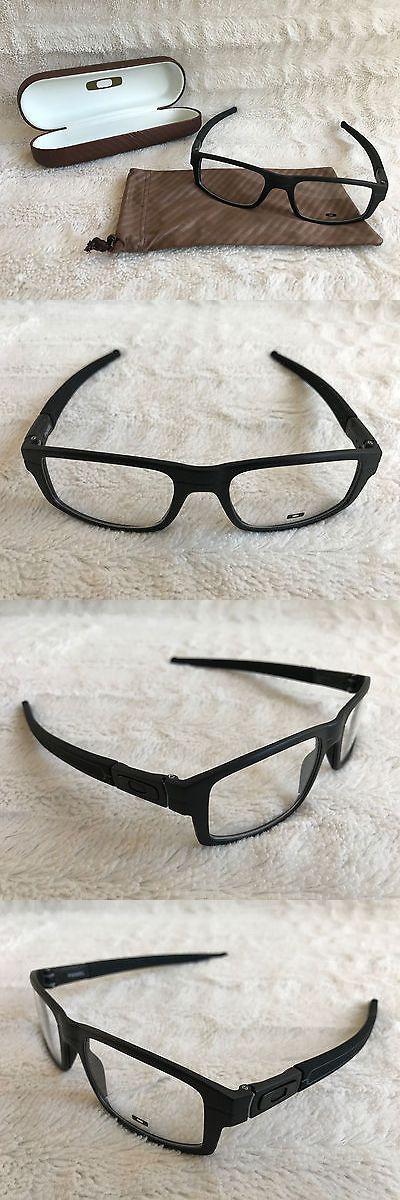 Fashion Eyewear Clear Glasses 179240: Oakley Rx Eyeglasses Glasses Frame Panel Black Ox3153-0153 [53-18-143] -> BUY IT NOW ONLY: $119.95 on eBay!