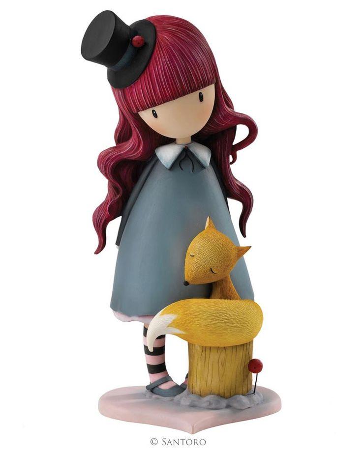 "The Dreamer, Gorjuss 9"" Figurine"