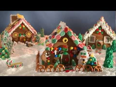 Gingerbread House - Bulk Barn Recipe