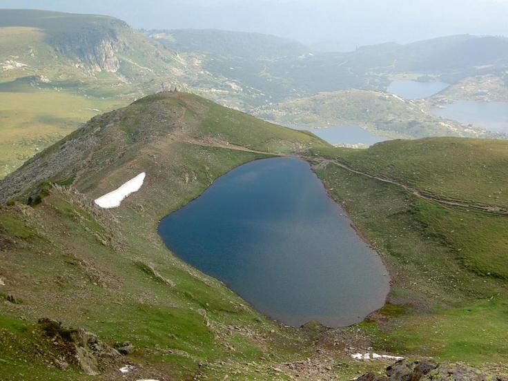 The Seven Rila Lakes http://distantmind.hubpages.com/hub/VisitBulgaria