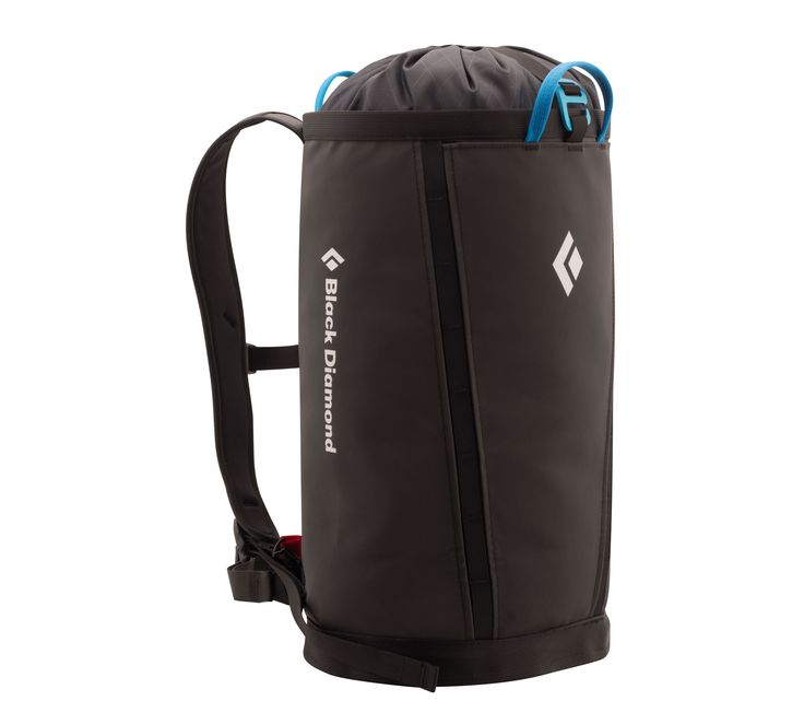 Der Black Diamond Creek 20 ist ein einfacher und robuster Kletterrucksack, inspiriert durch unsere Haulbags. Er bietet robusten Schutz für kleine Gegenstände beim Zustieg oder in der Route. Der Toploader besitzt eine Innenmanschette mit Zugschnur u...