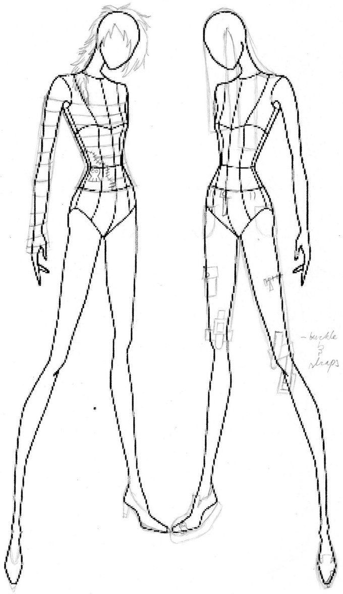 croquis figures in perspective - Google Search