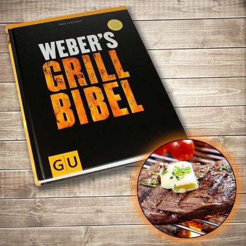 DIE Standardlektüre für alle, die sich auch nur im entferntesten als Grillfans bezeichnen. Diese Weber Grill Rezepte lassen alle anderen Kochbücher vor Neid erblassen. via: www.monsterzeug.de