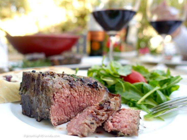 Grilled Lamb Chops 4