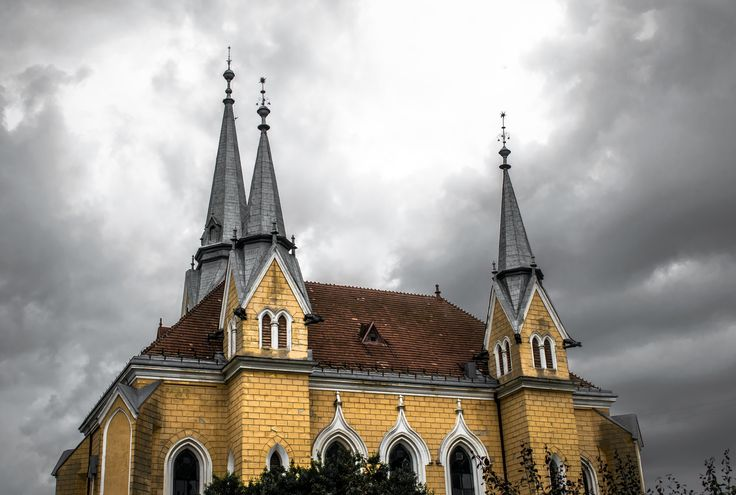 Hungarian Reformed Church in Sighetu Marmatiei