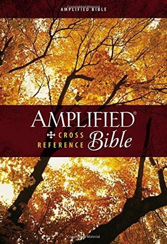 HARDCOVER - Amplified Cross-Reference Bible, Hardcover