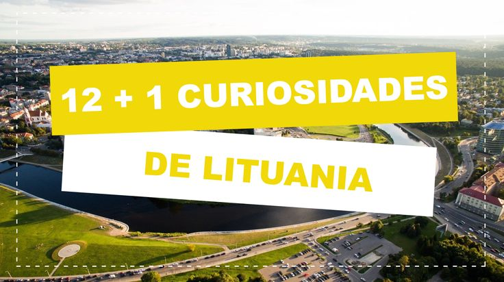 Viaja y conoce Lituania. Un verdadero descubrimiento en las repúblicas bálticas.