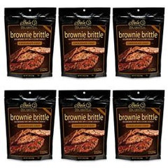 ... Brittle! on Pinterest | Brownie brittle, Salted caramel brownies and