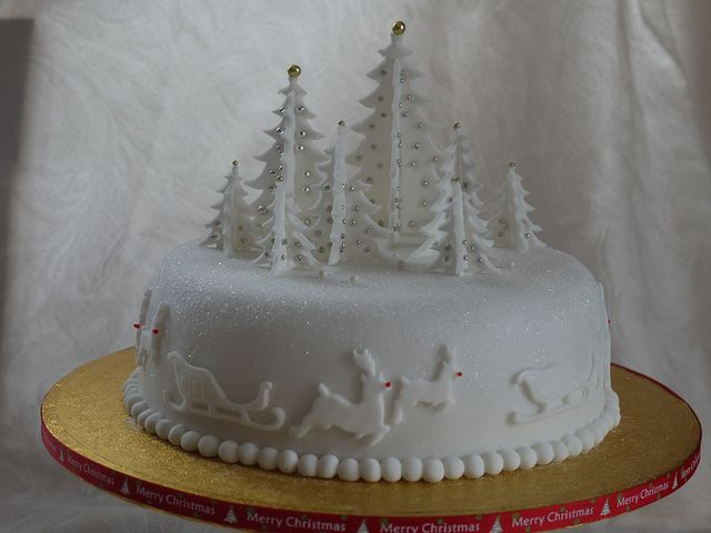 Where In Australia Can I Buy Edible Christmas Cake Decorations