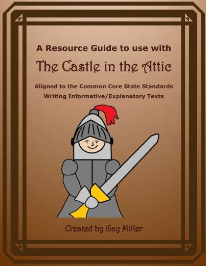 castle in the attic project ideas - The Castle in the Attic School Pinterest