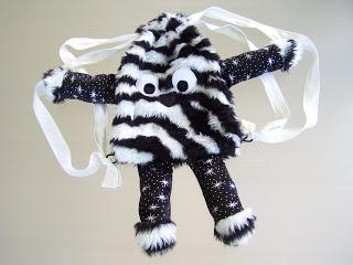 sacs à dos rigolos  > Creating my way to Success: Furry animal backpack - a tutorial