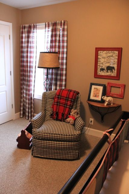 1000 Ideas About Plaid Nursery On Pinterest Rustic