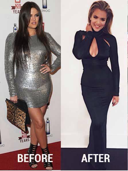 Khloe Kardashian Thinspiration