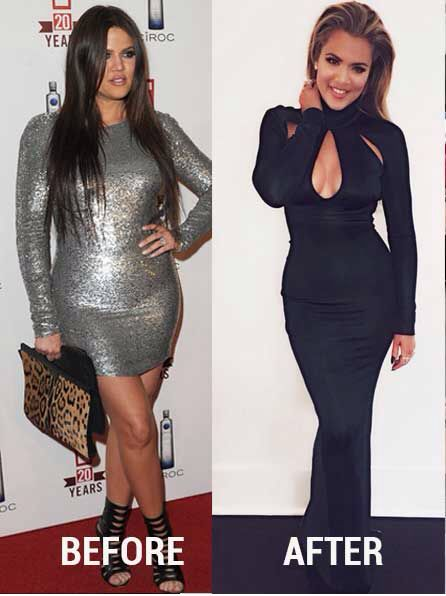 Khloe Kardashian Thinspiration