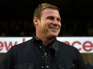 David Flitcroft named Swindon Town manager
