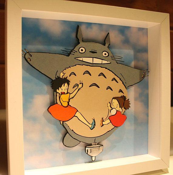 Picture of my neighbor TOTORO My Neighbor Totoro by kartonkut