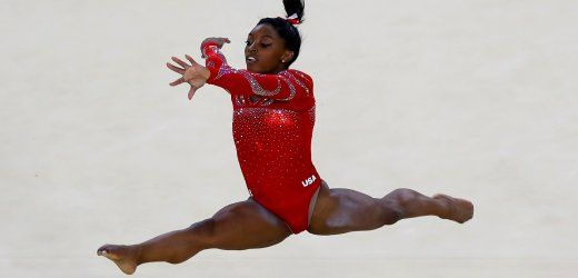 US-Superstar Simone Biles