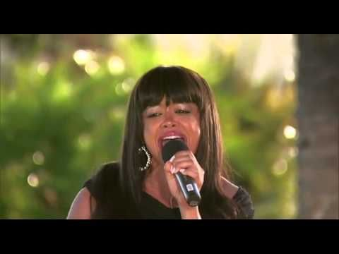 Stacy Francis - Judges' Houses Performance - THE X FACTOR 2011 - YouTube