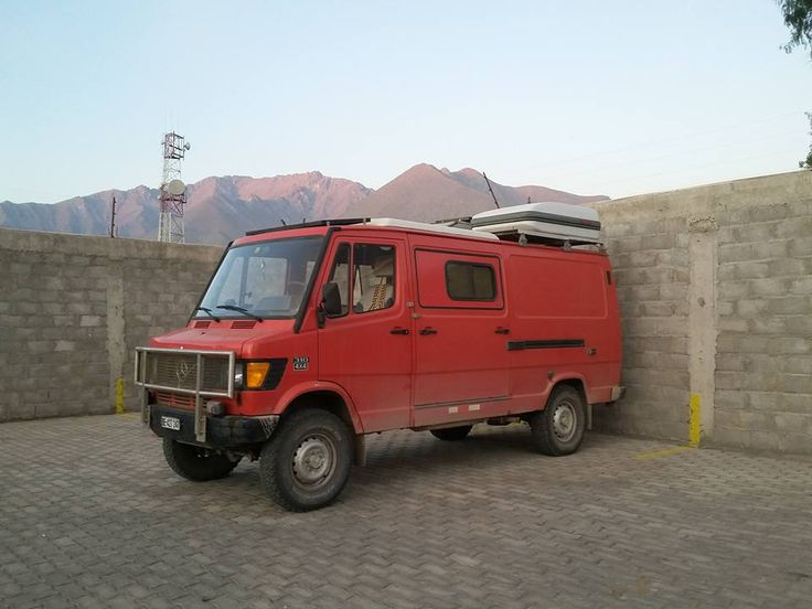 34 best images about mercedes benz 309 310 4x4 on for Mercedes benz campervan usa