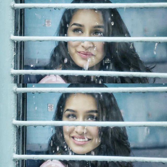 Her smile  Shraddha Kapoor